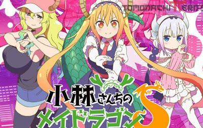 Kobayashi-san Chi No Maid Dragon S Episódio 3