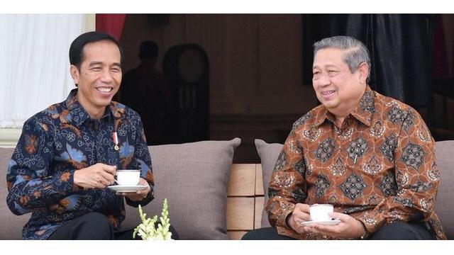 Ancaman Krisis di Depan Mata, SBY: Jangan Salahkan Presiden Jokowi!