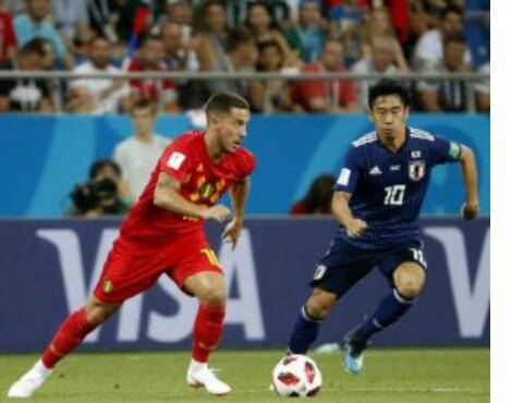 World cup : Japan vs Belgium
