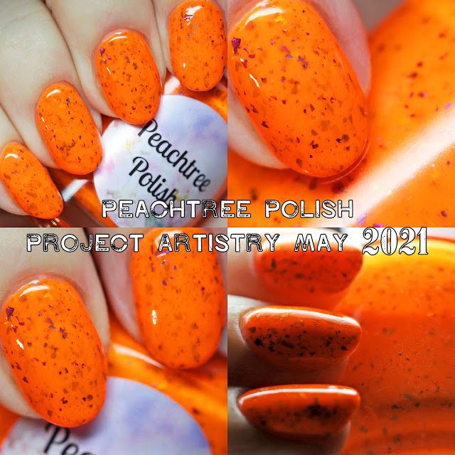 Peachtree Polish Project Artistry May 2021