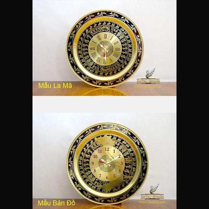 [A117] Tranh mặt trống đồng treo ở đâu hợp phong thủy nhất?