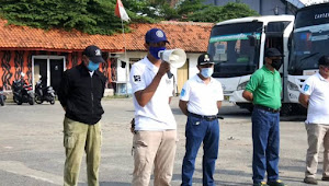Sambut Sumpah Pemuda ke 92, Aparatur Kecamatan Cibodas dan Unsur Pemuda Giat Bebersih Eks Terminal