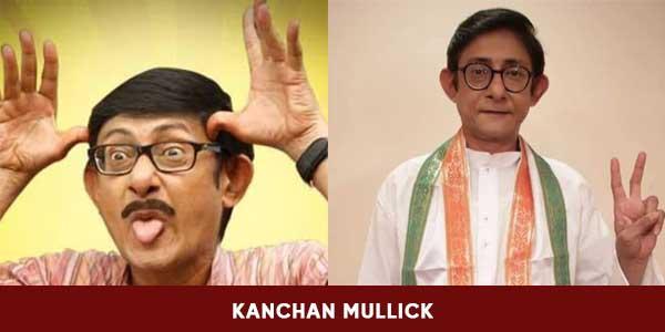 Politician Kanchan Mullick biodata
