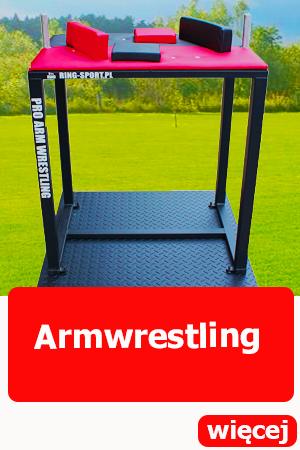 Stół armwrestling, mobilny turniej w siłowaniu na rękę, atrakcje dla dorosłych