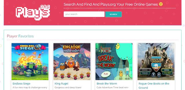 bermain game di plays.org
