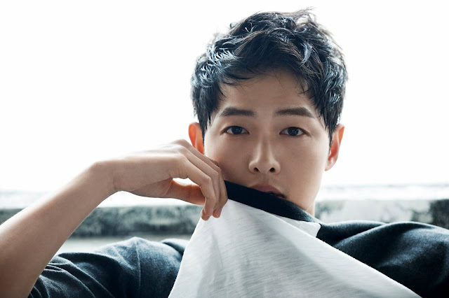 Crush Song Joong-ki