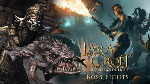 Lara Croft: Guardian of Light™ v1.2 Apk + Data [Full Offline]