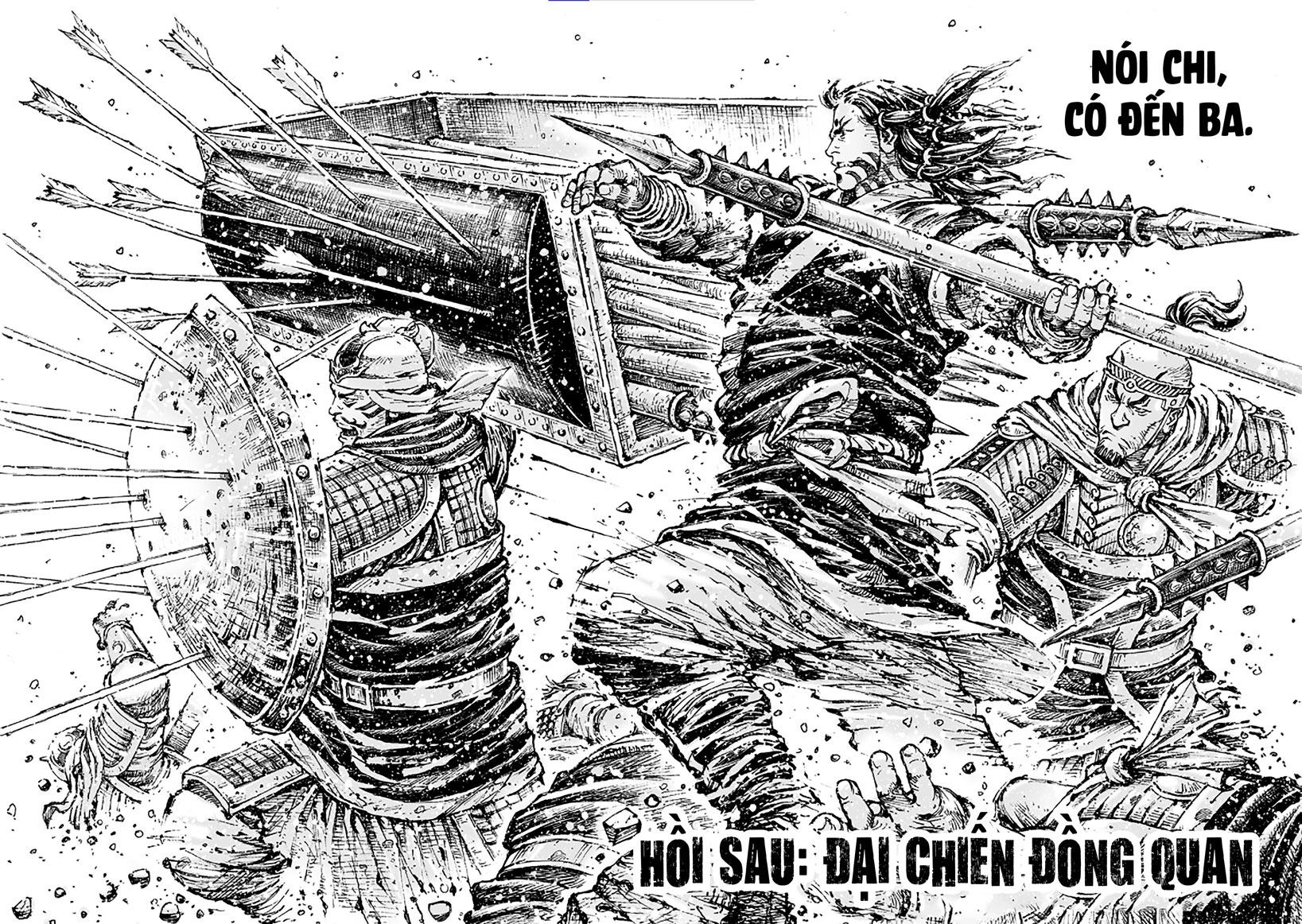 Hỏa phụng liêu nguyên Chương 550: Lương Châu truyền thuyết trang 27