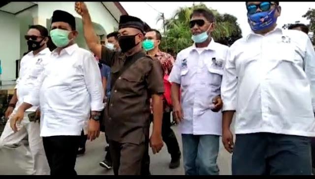Ansar Ahmad Kembali Menyapa Masyarakat Kabupaten Lingga.