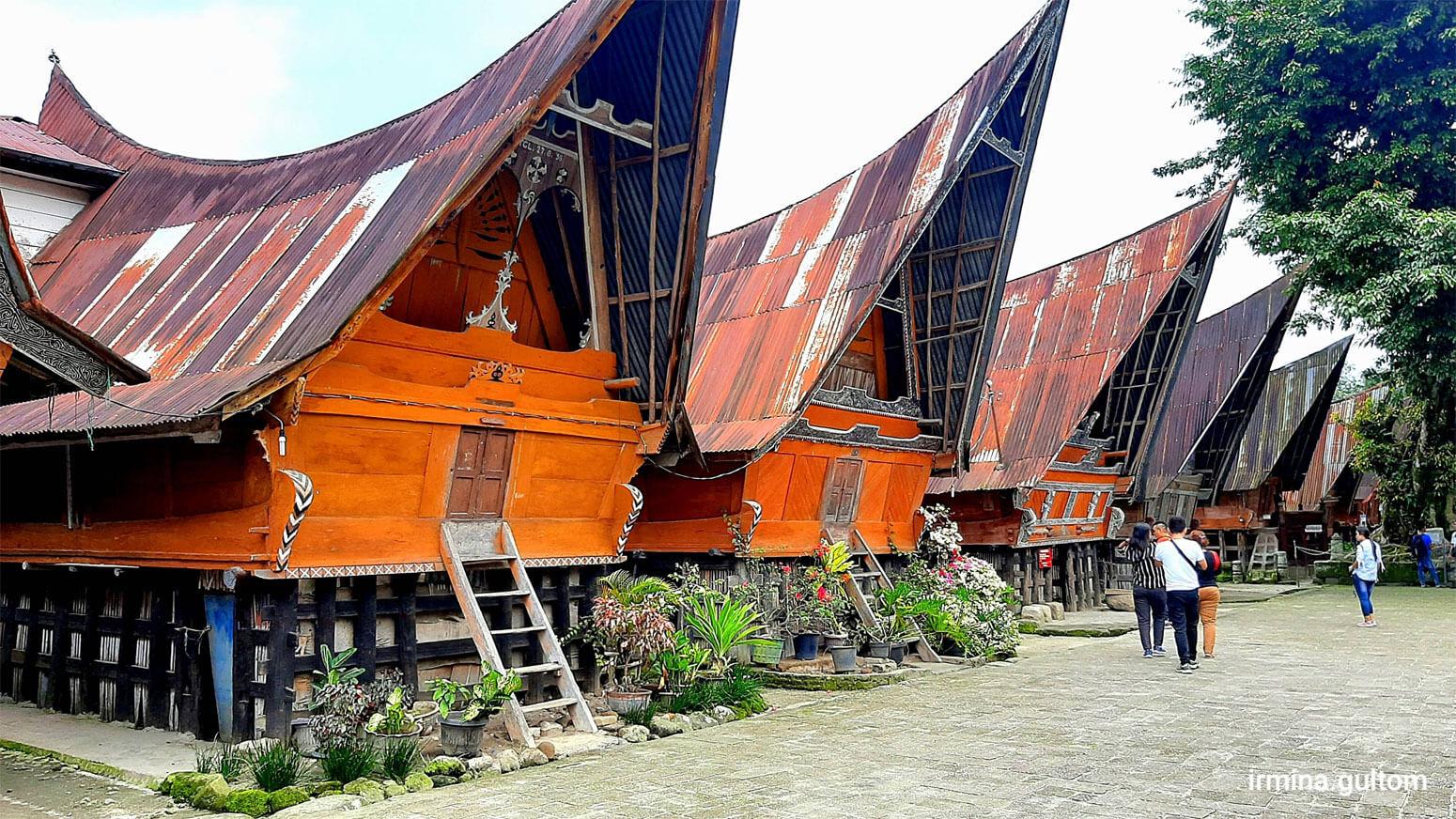 Sejarah Rumah Traditional Suku Batak