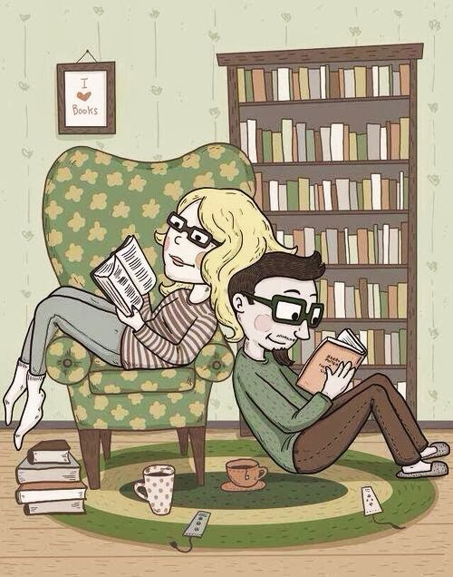 Reading and Dreaming Together