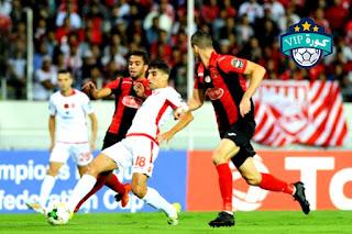 جور كورة مباراة الوداد المغربي واتحاد العاصمة الجزائري