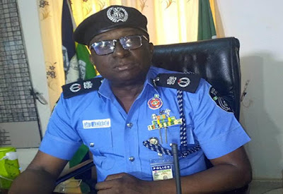 Commissioner Of Police Injured In The Heard By Angry Nigerians, Rushed To Hospital