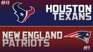 NFL Playoffs Texans Patriots Simulation