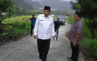 Wakil Bupati Solok Yulfadri Nurdin