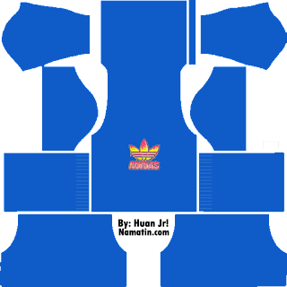 Kostum Dream League Soccer Adidas Png