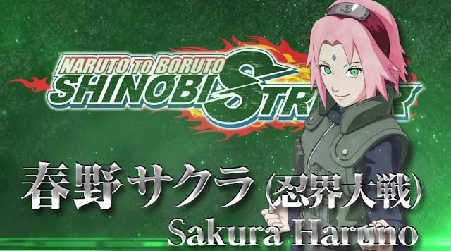 Naruto to Boruto Shinobi: Striker