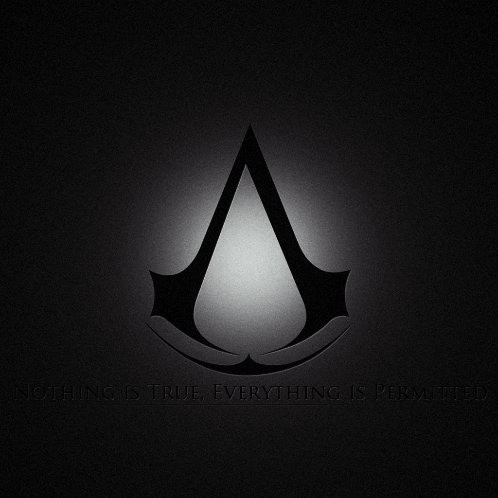 Gambar Unik Wallpapers Unik Assassins Creed Brotherhood Logo