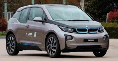 10 pilihan mobil bertenaga listrik