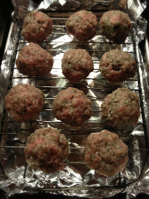 meatballs in smoker