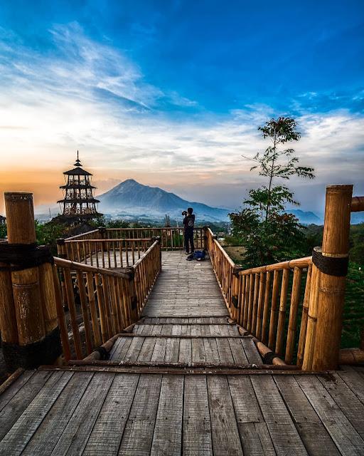Tiket Masuk Agrowisata Kopeng Gunungsari