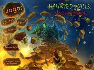 Haunted Halls - Medos de Infância