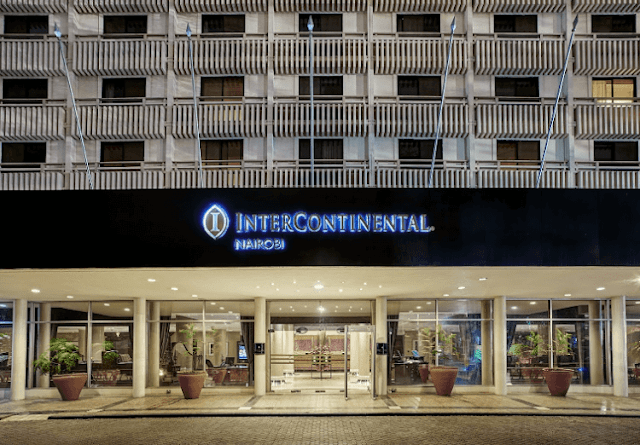 Inter-continental hotel closure