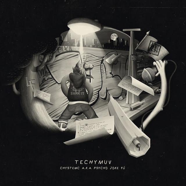 ChysteMC - Techymuv - 2016 - Portada