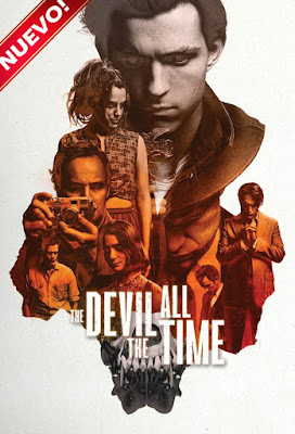 The Devil All the Time 2020 CUSTOMHD LATINO + SUB