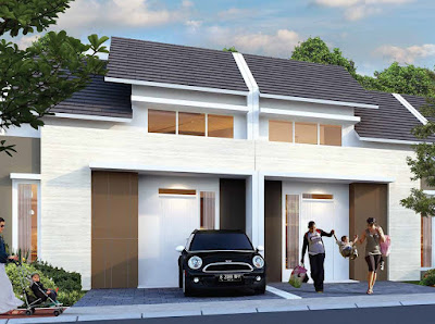 Model Rumah ORCHID 1, 39/90 Citra Indah City