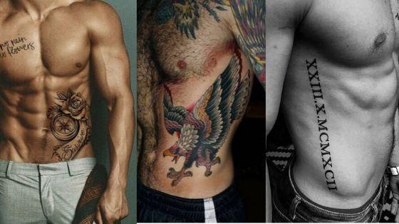 50+ Rib Tattoos for Men [2020 Guide] - TatoosDesign.com