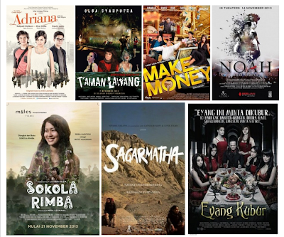 """""""Film Indonesia Tayang November 2013"""""""