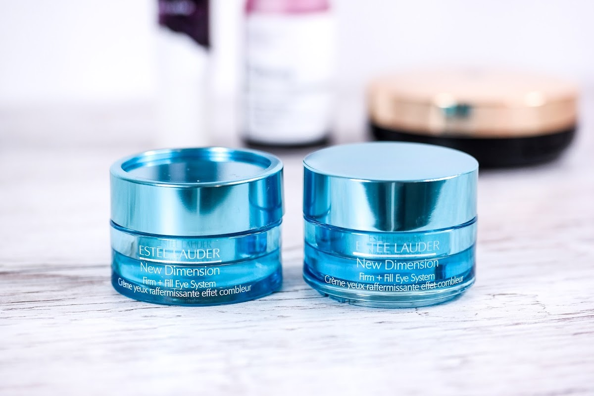 Ester Lauder New Dimension Firm + Fill Eye System