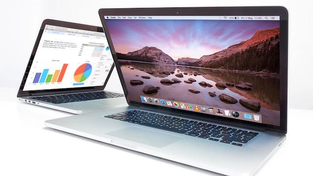 Perbandingan Antara Laptop windows dan Macbook, Mana yang Terbaik ?
