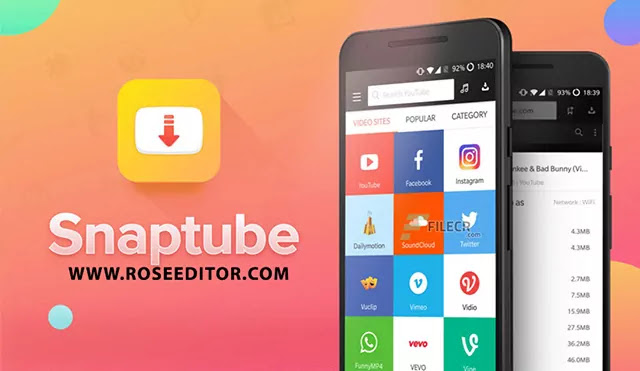SnapTube !! YouTube Downloader HD Video Benefits !! Free Download full Version