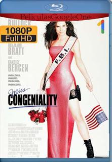 Miss Simpatia [2000] [1080p BRrip] [Latino-Inglés] [GoogleDrive] RafagaHD