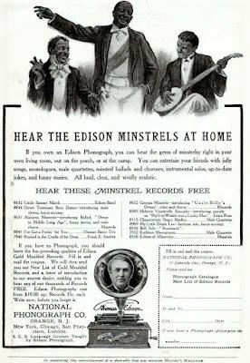 Edison Minstrels
