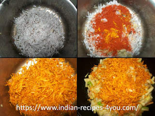 papaya thoran kerala style in hindi