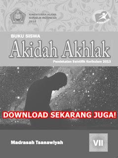 BUKU AKIDAH AKHLAK KELAS VII KURIKULUM 2013 PDF