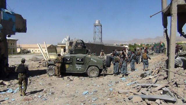 Four Taliban militants, including key commander killed in Afghanistan