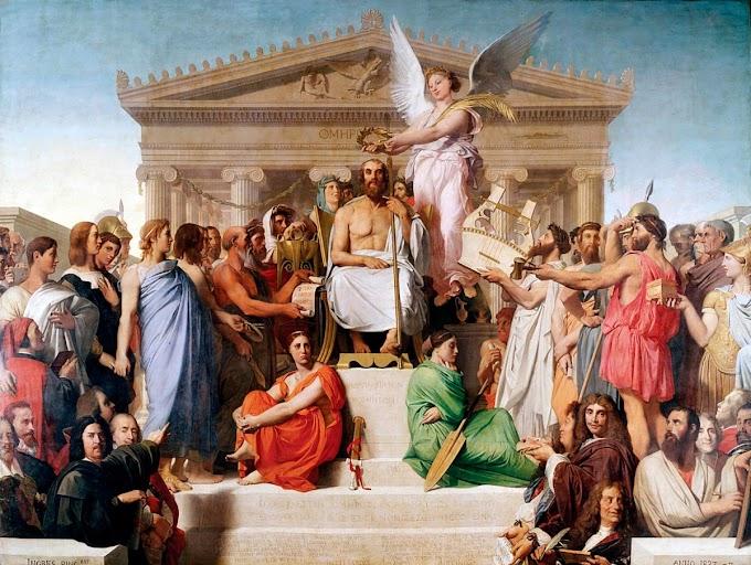 Antik Yunan Medeniyetinde  Sizi Şaşırtacak 20 Bilgi