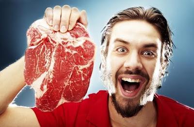 Kebanyakan makan Daging maka ini yang akan Terjadi di Tubuh manusia