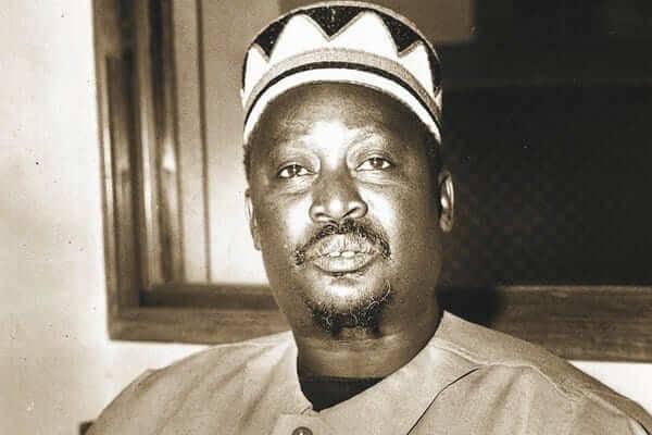 Jaramogi Oginga Odinga photo