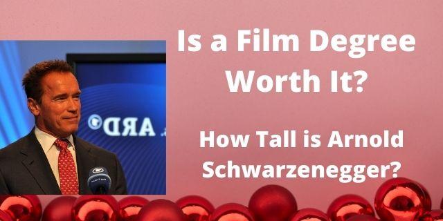 Is a Film Degree Worth It