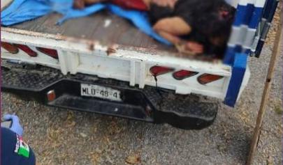 La Familia Michoacana deja 9 cuerpos ejecutados hombres y mujeres fueron encontrados regados dentro de camioneta en Zitácuaro, Michoacán