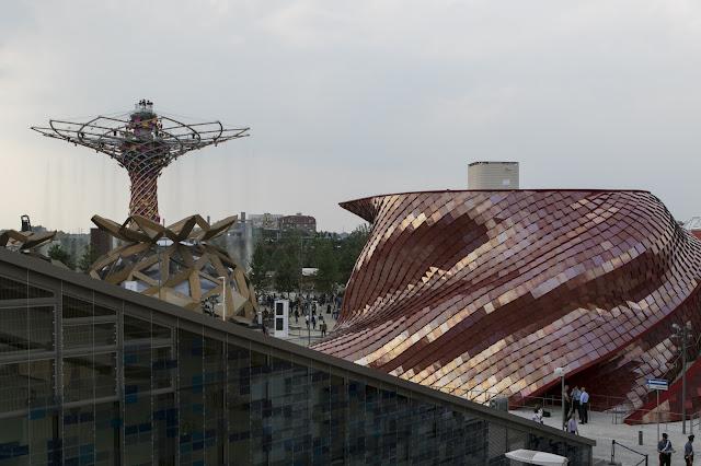 Padiglione Germania-Expo 2015-Milano