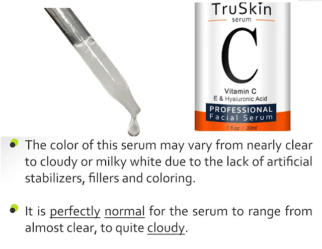 Trousskin Vitamin C Serum, topical for the face review