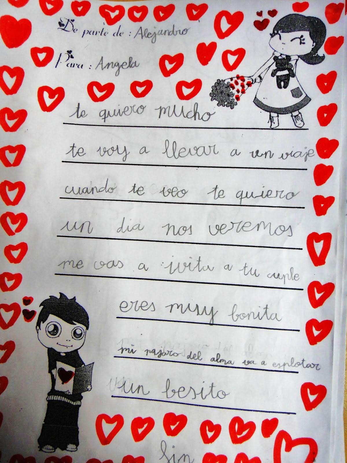 Escuela Espacio De Paz Día Del Amor Y La Amistad Por Niñ