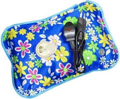 Hot Water Bag Scarlett heating bag, Gel Pad-Heat Pouch Hot Water Bottle Bag