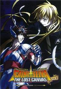 Saint Seiya The Lost Canvas Capitulo 23
